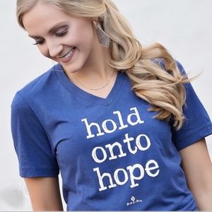 Hold On To Hope Tee